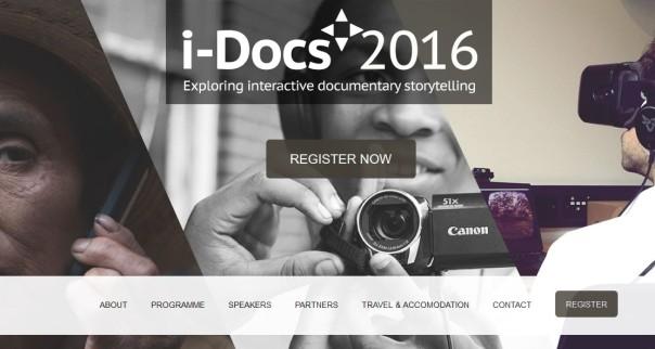 i-Docs 2016